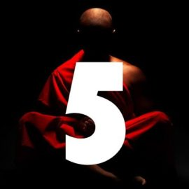 Yoga : Les 5 rites tibétains