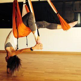 AeroYoga * Yoga aérien