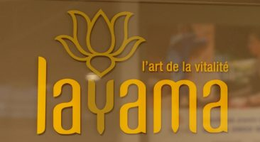 LAYAMA à Decathlon village Bouc Bel Air