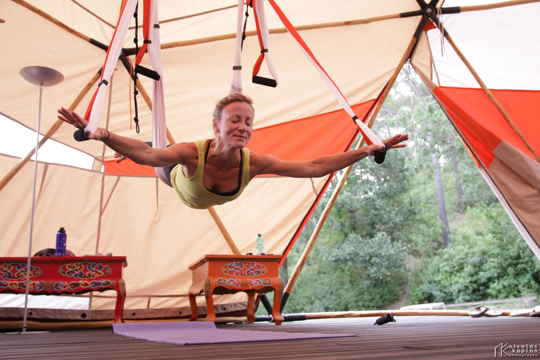 aeroyoga yoga aerien