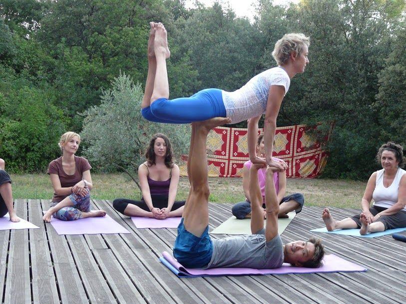acro yoga aix en provence