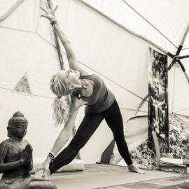 Isabelle Thill - Festival de yoga en Provence 2016 crédit photo Isabelle Nègre